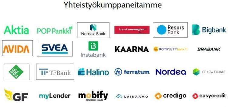 Kilpailuta ruotsalaiset pankit Omalainalla