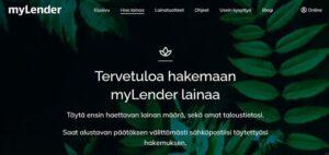 My Lender