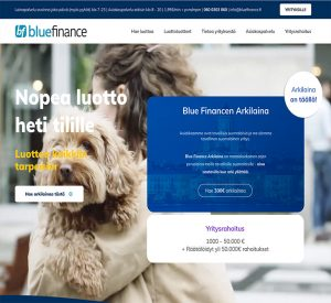 Blue Finance arvostelu